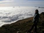 Sopra al mare di nubi